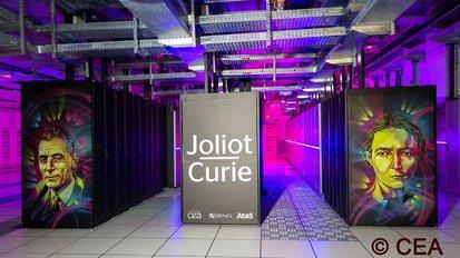 Continental treibt Grundlagenforschung zu Reifen- und Straßenabrieb mit Hilfe eines Supercomputers voran