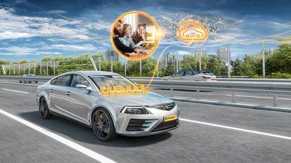 Continental und Amazon Web Services schaffen Plattform für Auto-Software