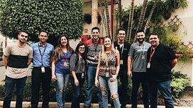 Volunteer Sharing Program at Continental Guarulhos