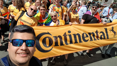 My Coming Out – A continuous process