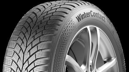 WinterContact TS 870 von Continental mit Bestwertung im Winterreifentest von auto motor sport