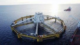 A mélytengeri akvakultúrában tenyésztett lazac biztosítja az emberiség halellátását