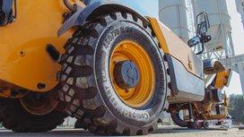 CompactMaster EM: Continental launcht neuen Reifen für den Materialtransport