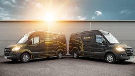 Unterwegs zum Kunden: Continental-Sprinter starten Roadshow 2021