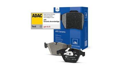 ADAC-Bremsentest: ATE Ceramic ist Testsieger