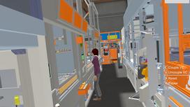Linii de asamblare într-o nouă dimensiune cu ajutorul ochelarilor de realitate virtuală