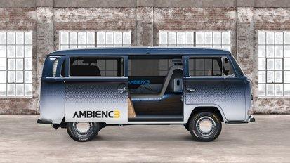 Münchenben mutatkozott be az AMBIENC3: a Continental szemléltette milyen lesz a jövő járműveinek beltere