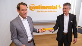 Nikolai Setzer To Become Continental CEO