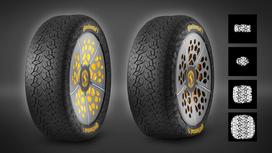 ContiSense et ContiAdapt : la technologie pneumatique Continental au service de la sécurité