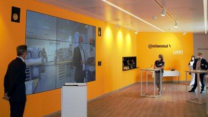 Neues Weiterbildungszentrum von Continental am Standort Regensburg