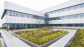 New Development Center in China