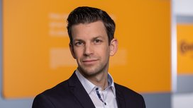 Marc Siedler Is Continental's New Spokesman for Business & Finance