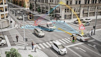CES 2019: Continental präsentiert Innovationen für intelligentere und sicherere Städte