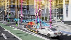 Digitaler Schutzengel macht städtischen Straßenverkehr in Hamburg sicherer