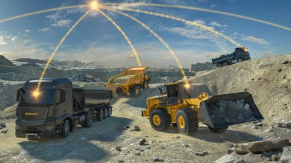 Building Blocks for the Future: Continental Reinforces Focus on Digital Solutions for the Construction Business