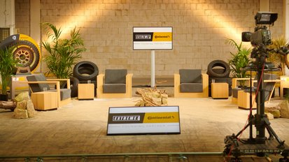 Continental Provides Overview of Sustainability Commitment and Extreme E