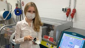 Practical application in the R&D department - an untypical assignment