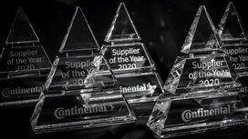 """""""Supplier of the Year 2020"""": Continental Selects Best Suppliers"""
