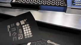 Clever and Smart: Continental Project Team Integrates Printed Electronics into Rubber