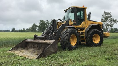 Continental adds two more sizes to its  VF CombineMaster agricultural tire range