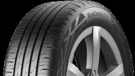 Besonders rollwiderstandsarme Reifen von Continental setzen neue Maßstäbe im Erstausrüstungsgeschäft
