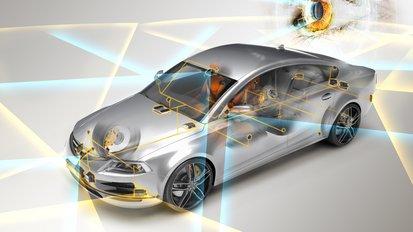 Tehnologii de salvare a vieții: Continental dezvoltă noi funcții pentru protecția pasagerilor vehiculului