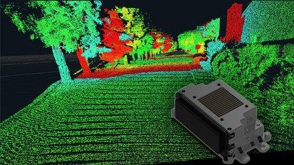 Continental integriert Fernbereichs-LiDAR von AEye in Komplettsystem für automatisierte und autonome Lösungen