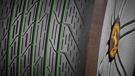 Nachhaltig. Leicht. Effizient. Weltpremiere auf der IAA für Continentals Reifenkonzept Conti GreenConcept