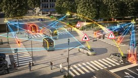 Continental and Iteris Collaborate to Explore Intelligent Infrastructure Technology