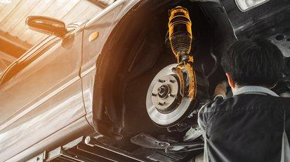 Continental bringt Luftfederdämpfer und Kompressoren als Originalteile in die freie Werkstatt