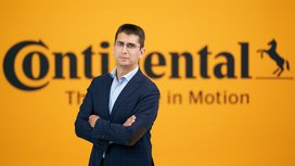 Gilles Mabire appointed new head of Continental's Commercial Vehicles & Aftermarket Business Unit