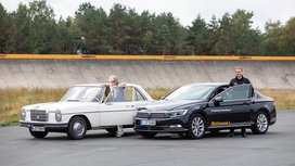 Controlled by Electronics: Continental Launched Its First Driverless Vehicle 50 Years Ago