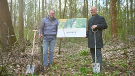 Continental Is Now a Climate Protection Partner of PLANT-MY-TREE
