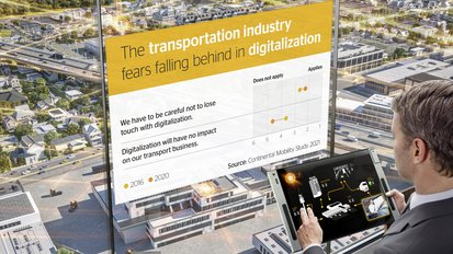 Continental Study: Increasing Satisfaction with Software in Road Transport, but Many Companies Not Using It