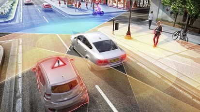 All-Round Safety: New Radar Sensors for 360-Degree Coverage With a Longer Range From Continental