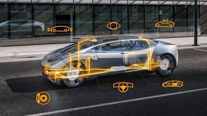 Continental treibt Entwicklung serverbasierter Fahrzeugarchitekturen weiter voran