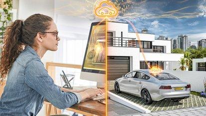 Continental și Amazon Web Services creează o platformă pentru dezvoltarea de software din industria auto