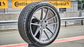 New Sports Tyre From Continental Starts With 42 Articles From 19 To 23 Inches