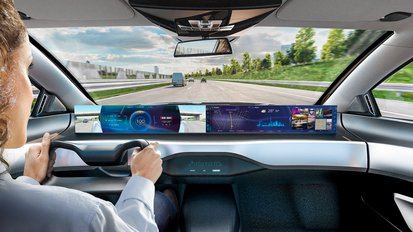 Continental Presents High-Performance Platform for the Vehicle Cockpit of Tomorrow