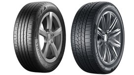 Continental's EcoContact 6 and WinterContact TS 860 S Approved as Original Equipment Tires for BMW 4 Series