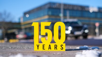 Continental Turns 150 Years on October 8