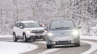 """AutoBild: Continental's new winter tyre is the test winner and """"eco champion"""""""