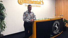 From mailroom to boardroom: Matt Livigni's 30-year Continental journey