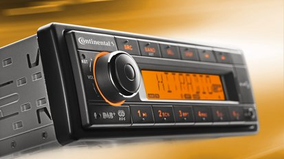 bauma 2019 – Continental's new audio systems are flexible thanks to CAN technology – and fit for the future with DAB+