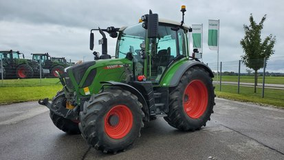 OE acquisition progresses further: Continental TractorMaster receives approval from Fendt